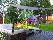 Wizualizacja ogrodu - o zmroku<br/>autor: Piotr Asfeld